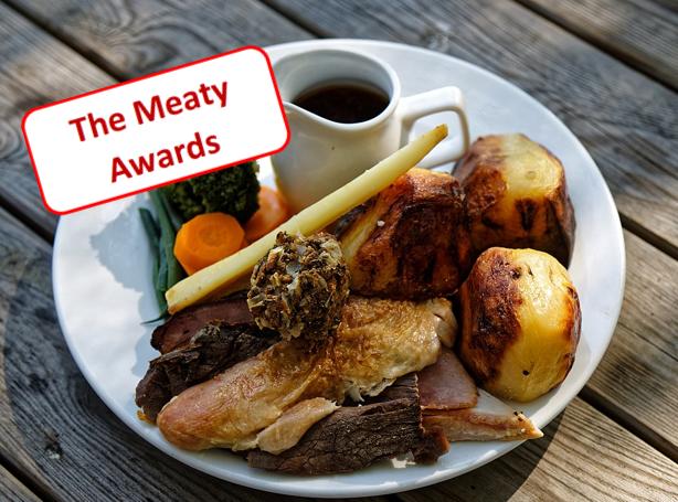Meaty Awards image