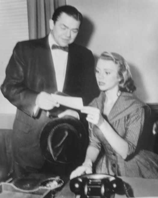 CBS Television - The Millionaire_1956